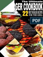 BBQ - The Ultimate BBQ Burger Cookbook - Deena Clearfield