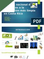 Sistema Nacional de Incentivos a La PL Costa Rica l