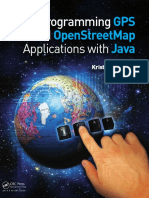 Programming Gps and Openstreetmap Applications With Java the Realobject Application Framework