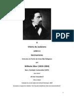 Wilhelm Marr - A Vitória Do Judaísmo Sobre o Germanismo.pdf