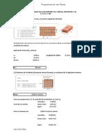 245675236 Costo Unitario en Muros de Ladrillo