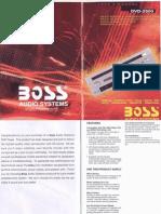 manual de instruções dvd 2500