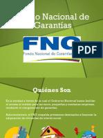 10. Fondo Nacional de Garantías