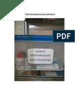 Tempat Penyimpanan Obat Program