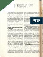 FRANCE-A Religião Judaica Na Época Do Novo Testamento