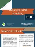 C06 - Máscara de Subred y Subnetting v.1.5