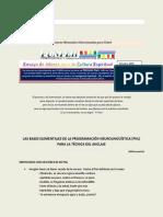 68 Lectura Funfeh-las Bases Elementales de La Programación Neurolingüística