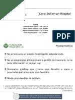 Sap Hospital - GRUPO 6