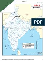 Print Images India Rivers