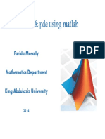 101561_Solve Ode Pde Using Matlab