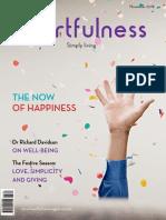 Heartfulness Magazine - November 2018 (Volume 3, Issue 11)