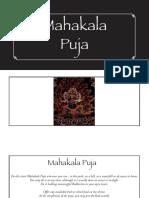 Mahakala Puja