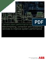 Cement Plant Performance Optimization