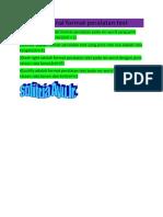Mengenal Format Peralatan Text
