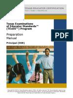 068 Principal Prep Manual