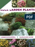 Epdf.tips Rock Garden Plants a Color Encyclopedia