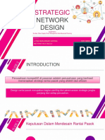 New Strategic Network Design