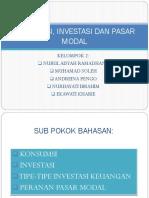 PPT - PASAR MODAL