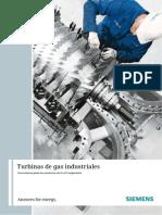 E50001-W430-A100-V1-7800 Gas Turbines Broschuere SP LR