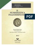 Numismática de España