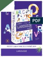 Mots Nouveaux Petit Larousse Illustre 2019