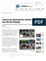 Can we run Opinion de Malaga
