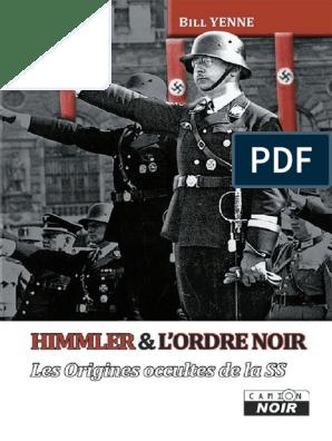 Himmler Et L Ordre Noir Les Origines Yenne Bill Pdf Heinrich Himmler Race Categorisation Humaine