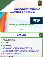5. Pemeriksaan USG Obstetri Dasar Trimester 2 & 3