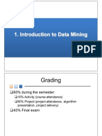 DMDW1-Introduction to Data Mining
