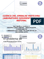 Maticora Laboratorio Sedimentológico Natural
