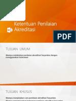 Ketentuan Penilaian Akreditasi.pptx