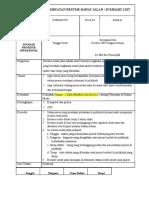 APK SPO Pembuatan Resume Rawat Jalan Summary List Rtf