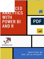 Advance Analytics With Power BI and R
