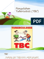 Penyuluhan Tuberculosis (TBC)