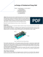 A Case Study on Design of Modularized Pump Skid.pdf