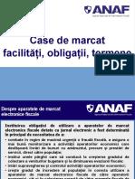 Prezentare Case de Marcat