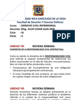 Derecho Civil Patrimonial-ix Semana
