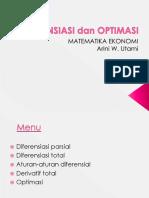 2-MATEMATIKA EKONOMI - diferensiasi-optimasi 10mei12.pptx