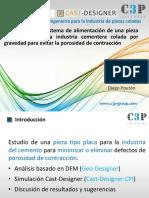 Presentacion de software Cast Designer