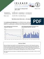 October 2018 Jobs Report