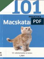 101 praktika - Macskatartás