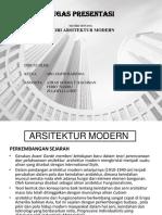 Arsitektur Modern