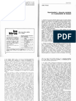 Pasado y Presente Nº1 Abr-junio 1973 - Artículo José Arico Sobre Gramsci - 16 Páginas