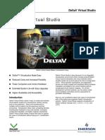 Deltav Virtual Studio (2013)