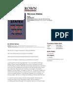 HFTOTW Nervous States