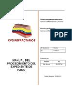 1 Manual de Procedimiento