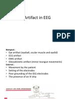 EEG Artifact