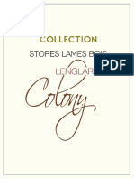Catalogue Lenglart Colony