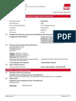 MSDS - Asam Klorida (HCl)