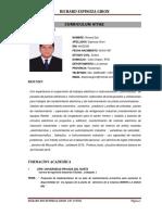 CV  - INGENIERO -.pdf
